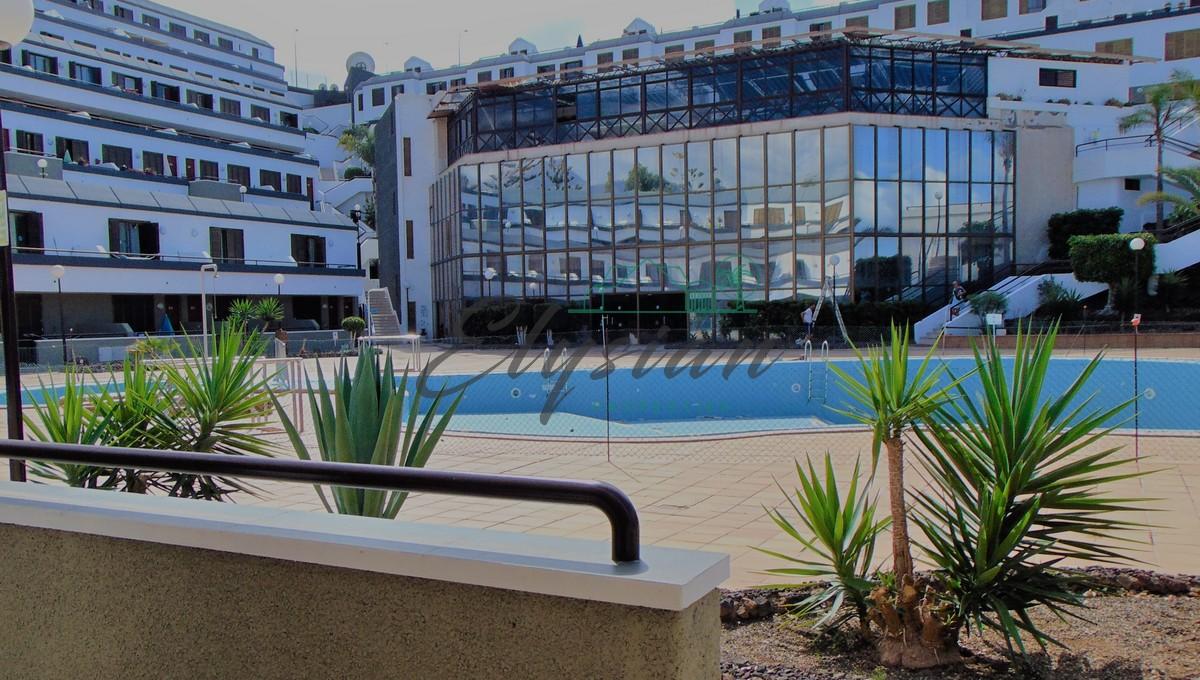 Apartamento de 1 dormitorio en Complejo Caledonia Park, Costa Adeje