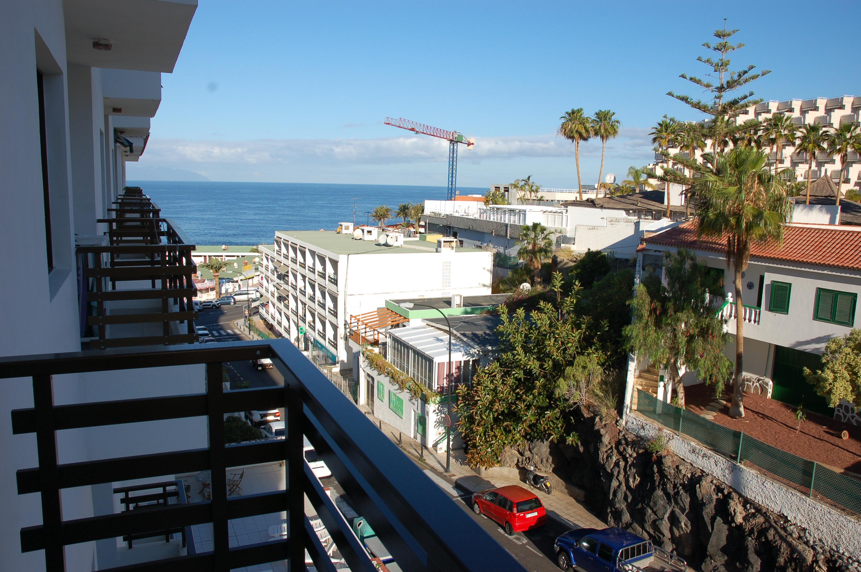 Apartamento de 2 dormitorios en Residencial Seguro del Sol, Puerto Santiago