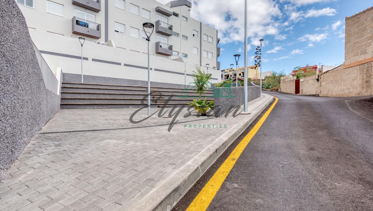 Nueva promoción!  Apartamento de dos dormitorios a estrenar en Buzanada, Tenerife Sur.